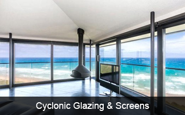 Stormshield Cyclonic Glazing