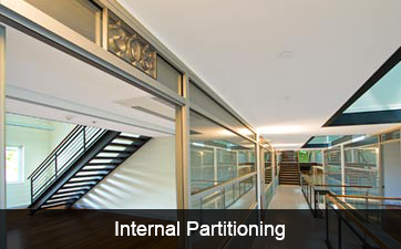 Internal Partitioning
