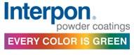 Interpon Powder Coating Logo